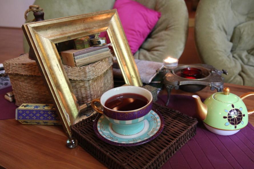 Ceai cu arta
