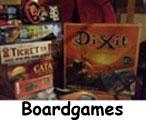 boardgames i