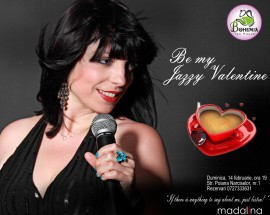 Be My Jazzy Valentine