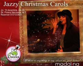 Jazzy Christmas Carols